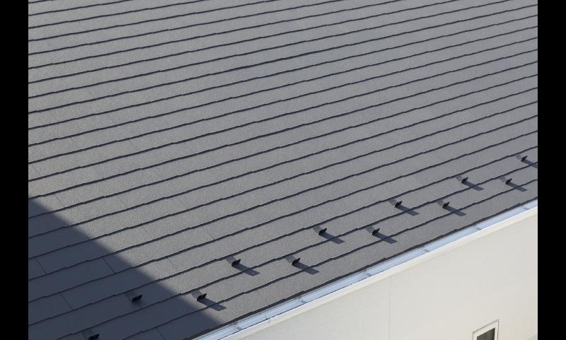 スレート屋根 セメント瓦