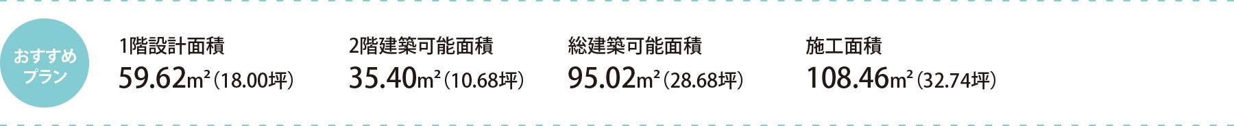 施工面積108.46m²(32.74坪)