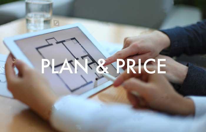 PLAN & PRICE