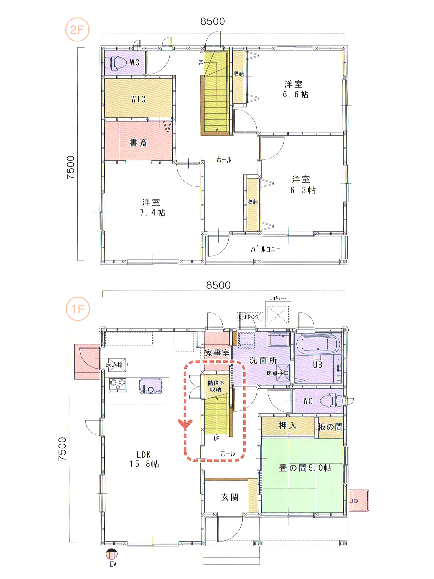 プランK-09 スモリの家
