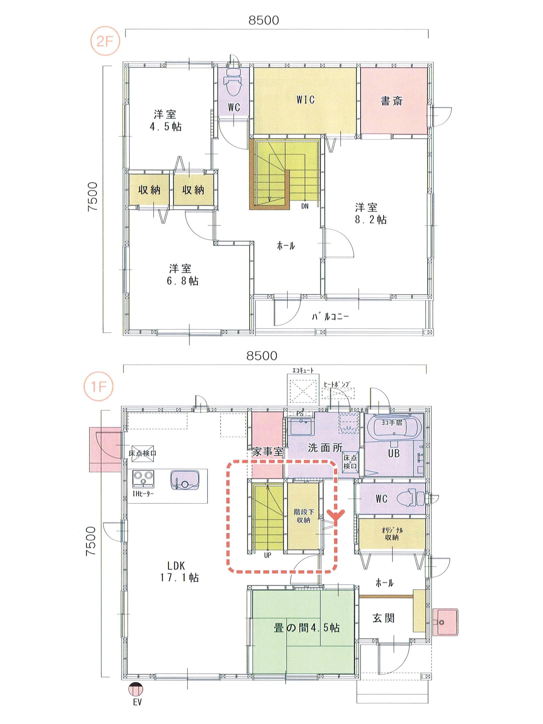 プランK-11 スモリの家