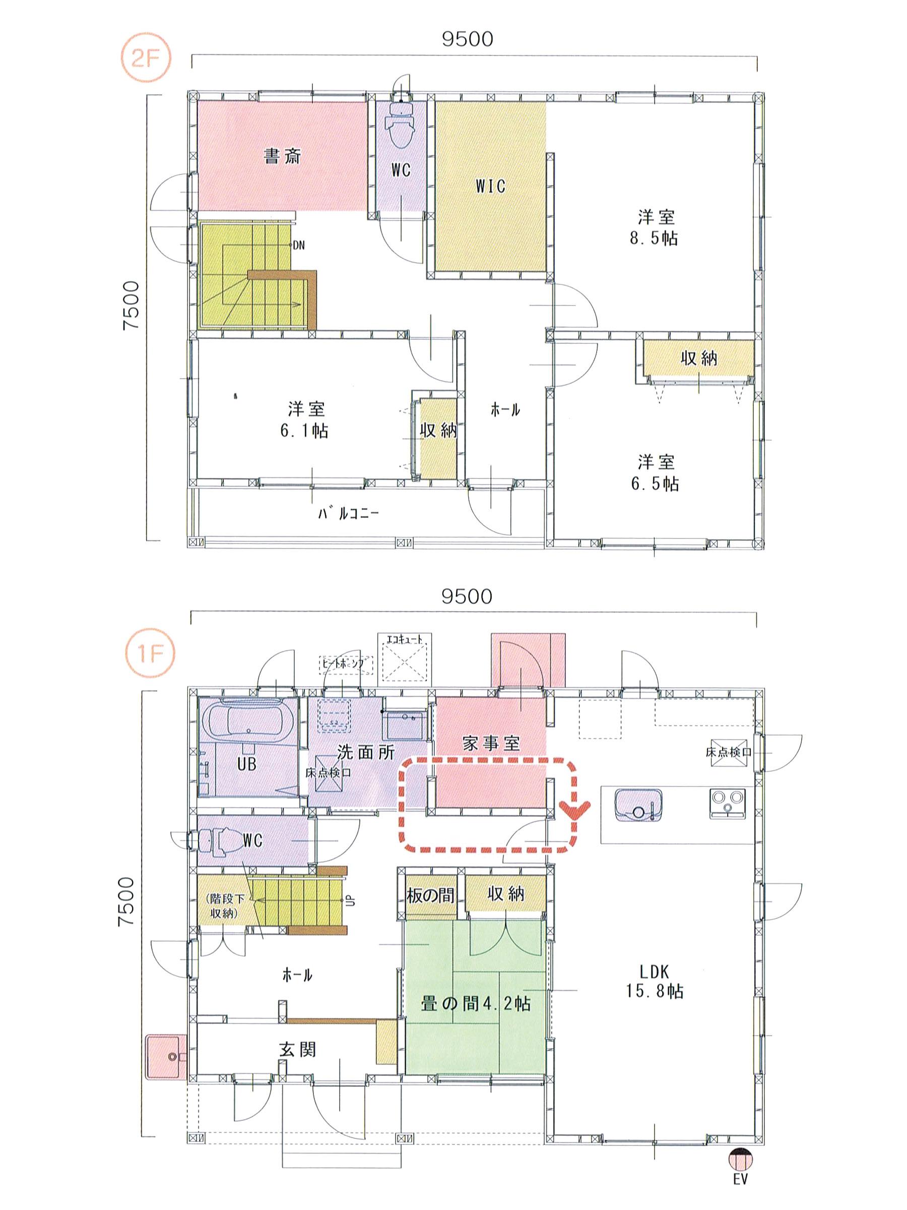 プランK-29 スモリの家