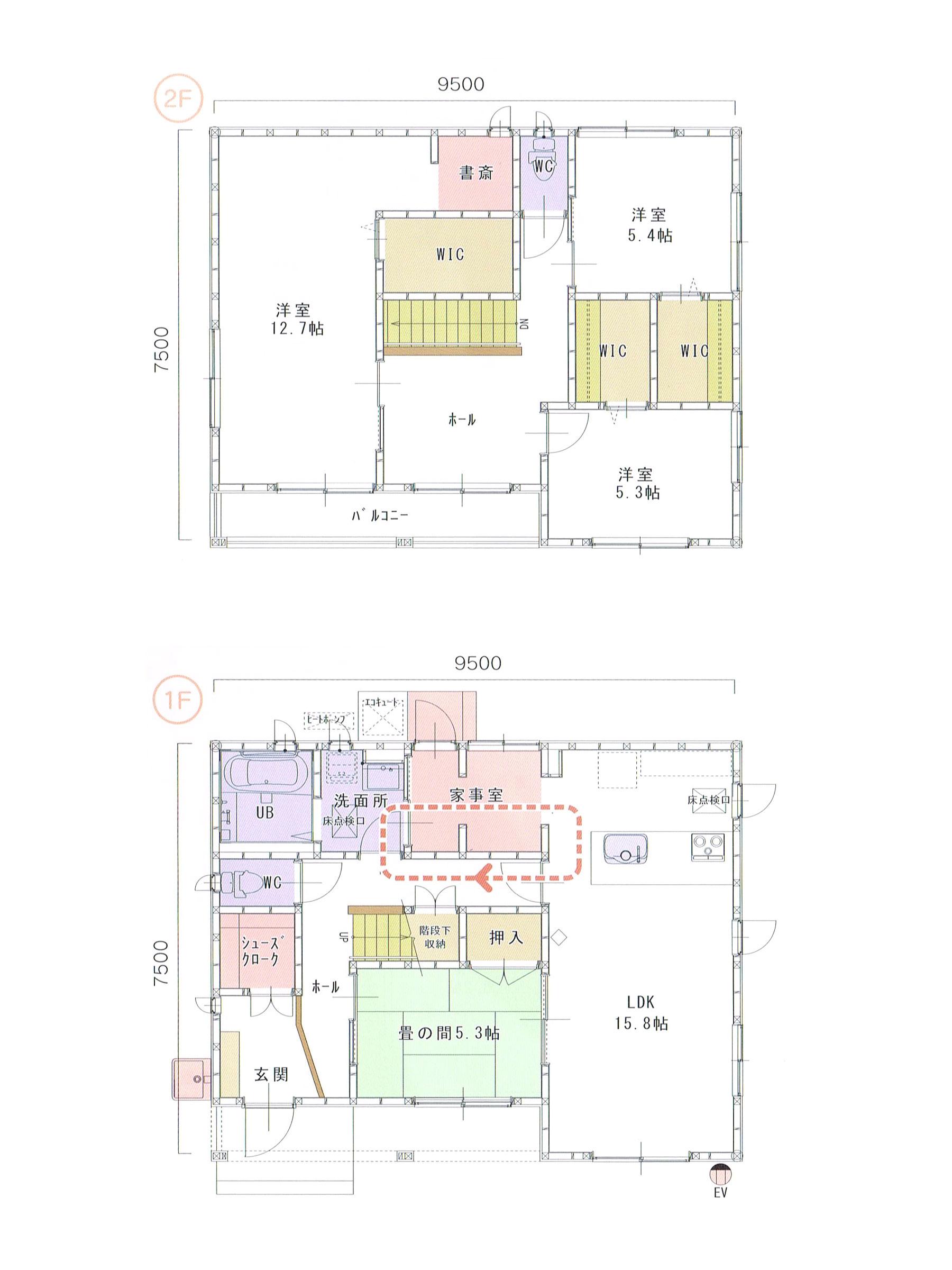 プランK-31 スモリの家