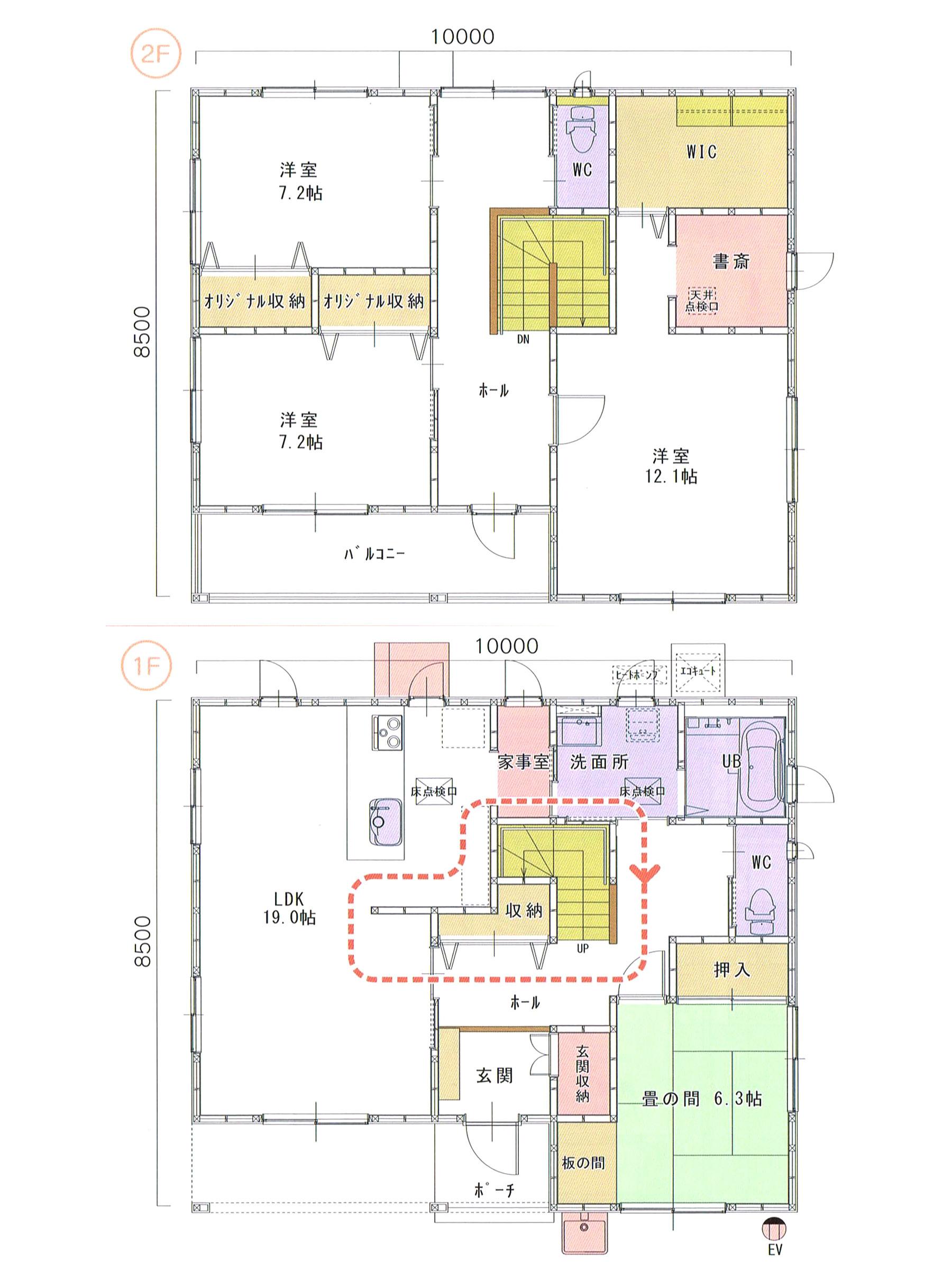 プランK-49 スモリの家