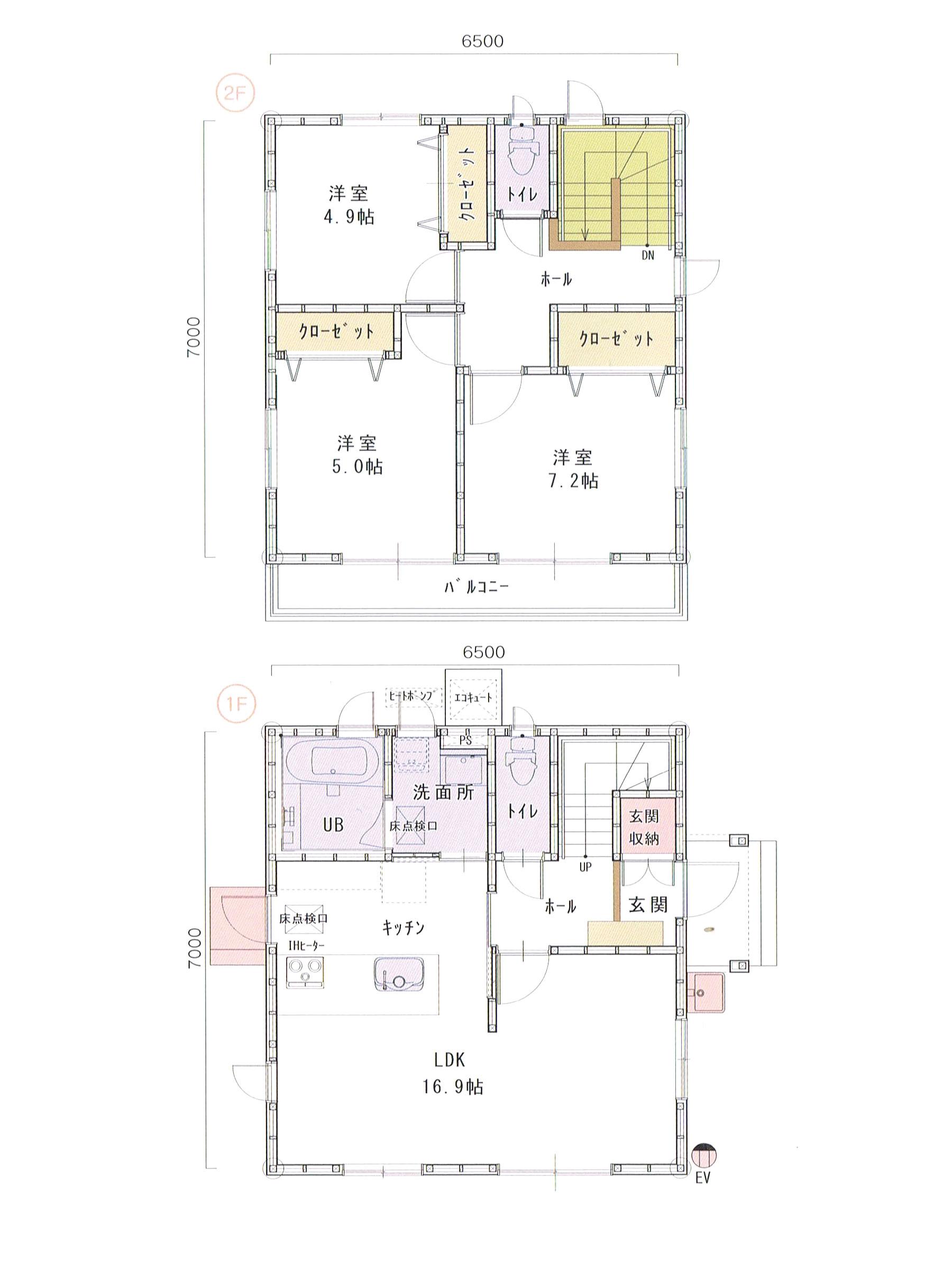 プランS-03 スモリの家