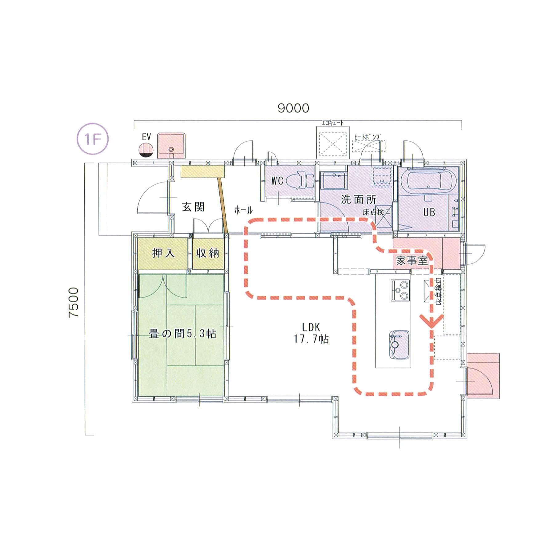 プランH-03 スモリの家