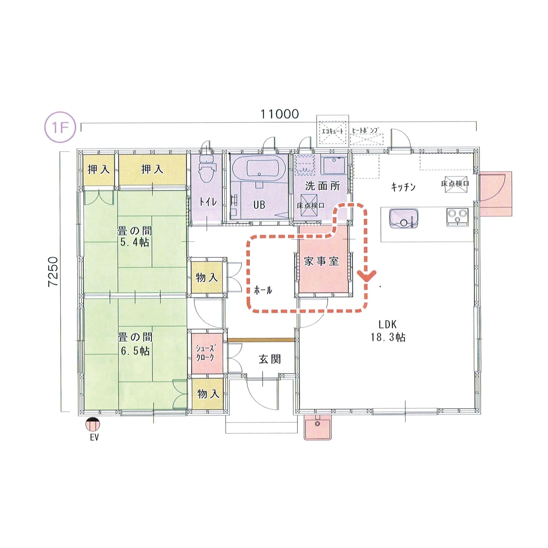 プランH-05 スモリの家