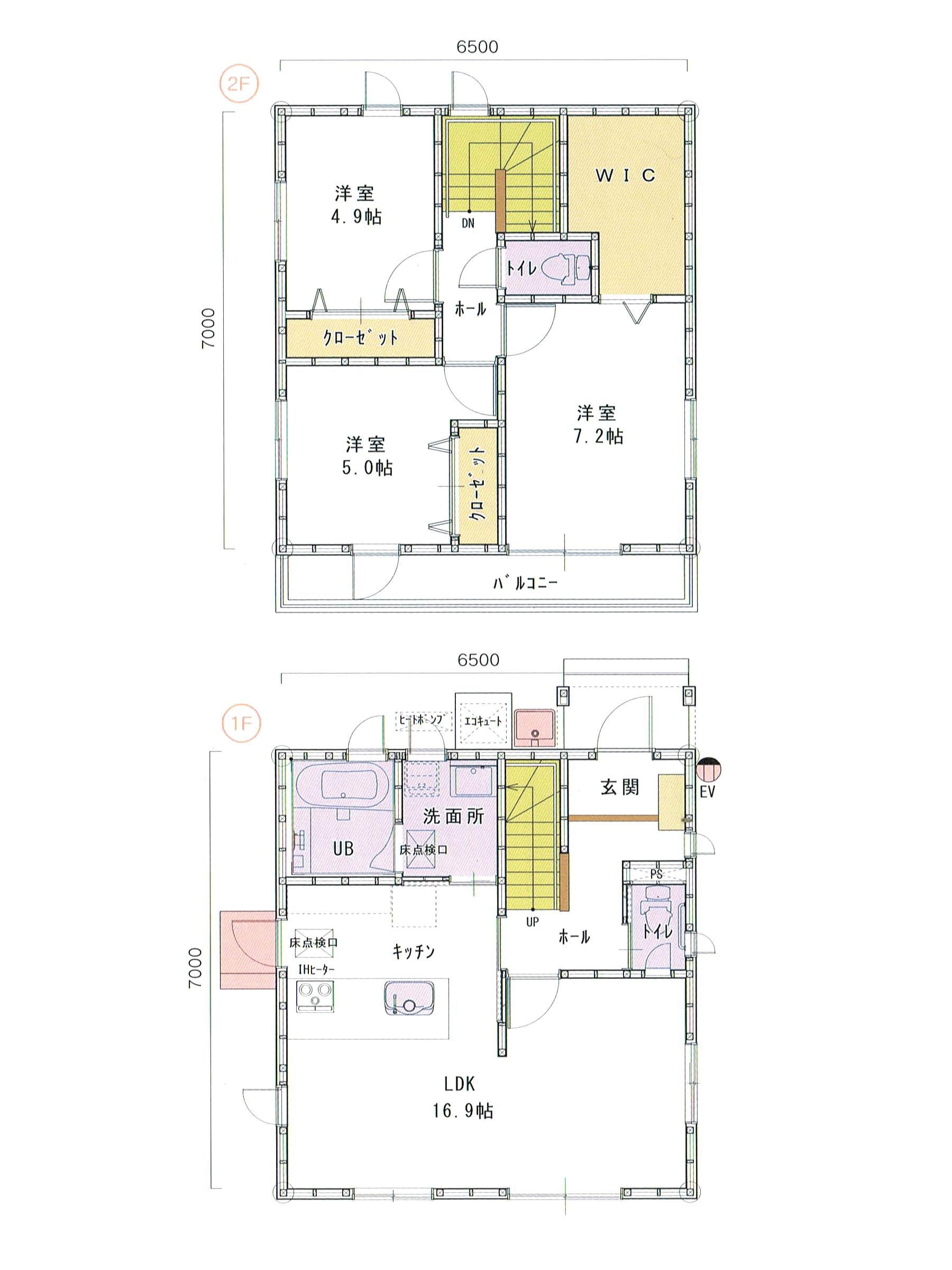 プランS-01 スモリの家