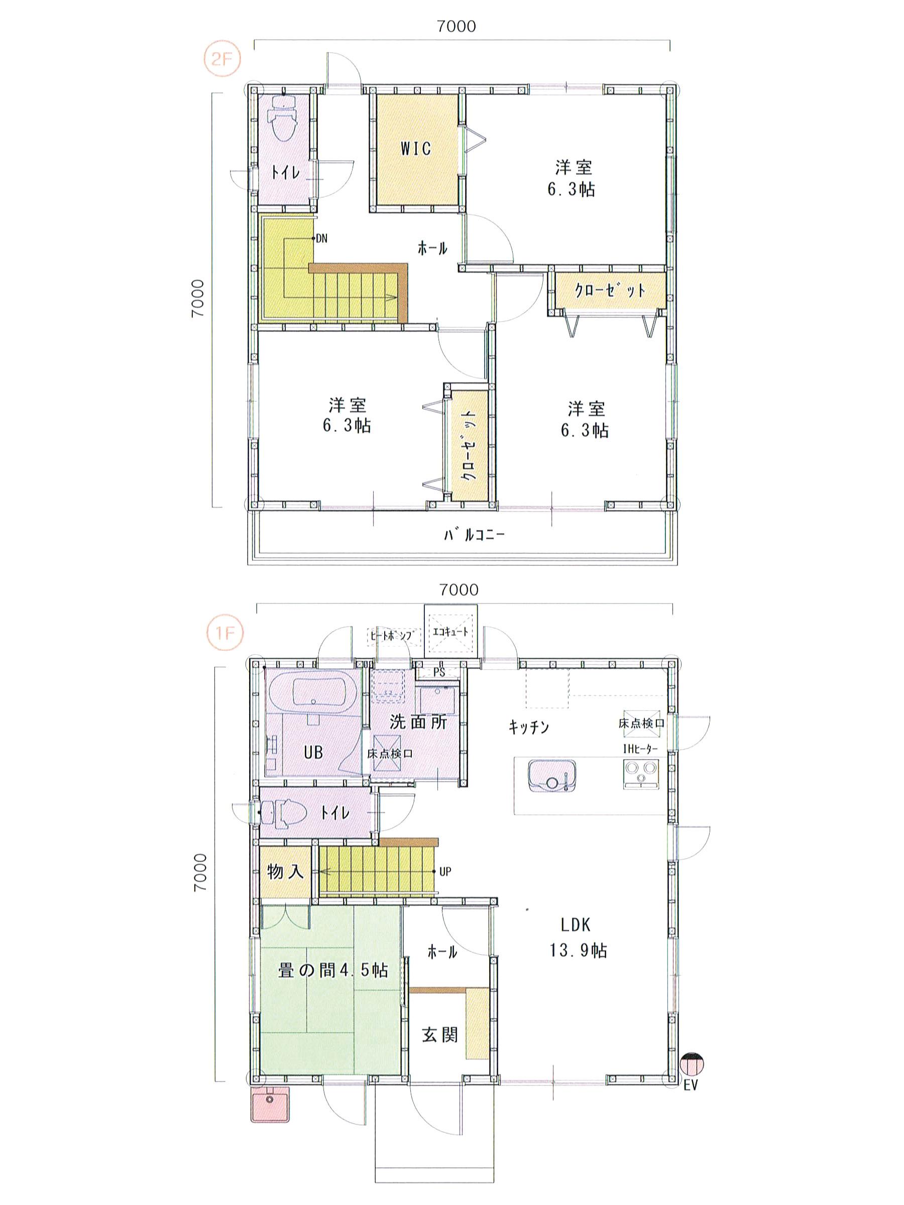 プランS-05 スモリの家