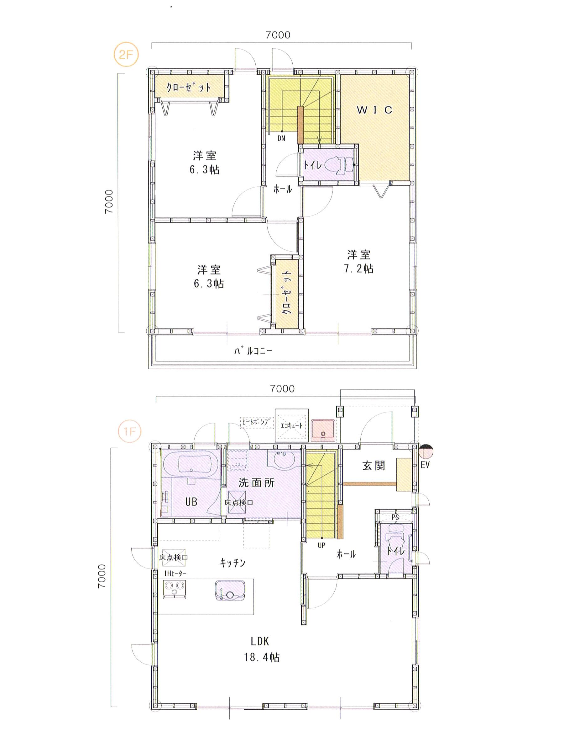 プランS-07 スモリの家