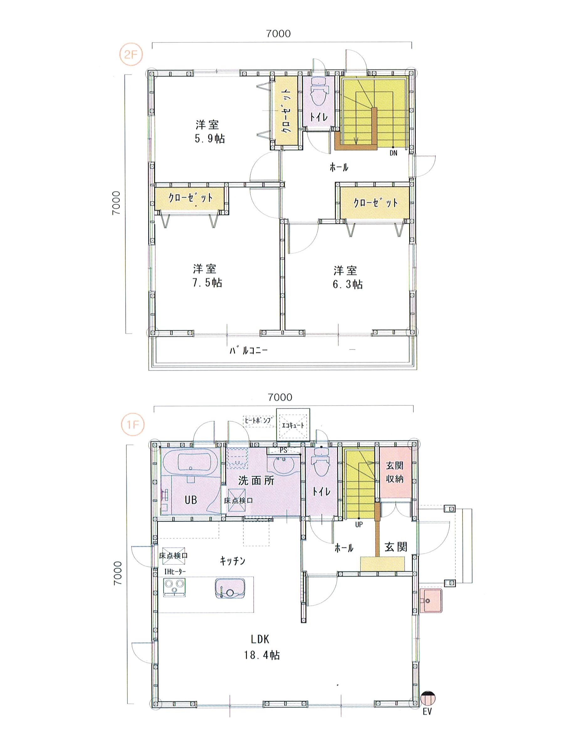 プランS-09 スモリの家